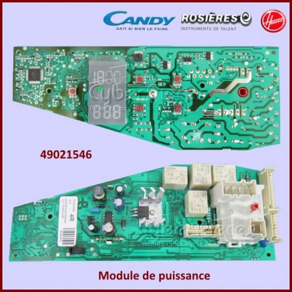 Module de puissance Candy 49021546