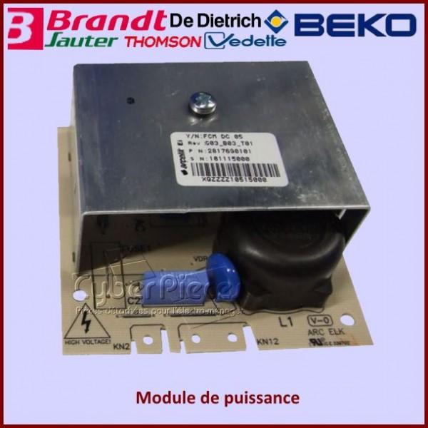 Carte de puissance BEKO 2817690101