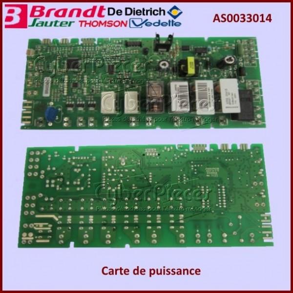 Carte de puissance Brandt AS0033014