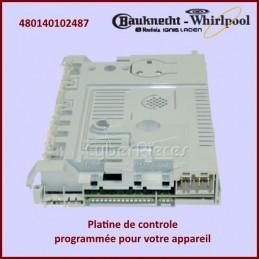 Carte électronique configuré Whirlpool 480140102487 GA-178532