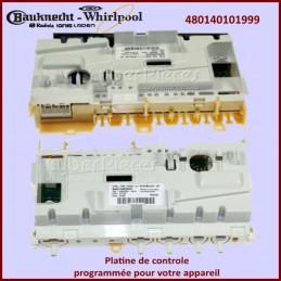 Carte électronique configuré Whirlpool 480140101999 GA-178020