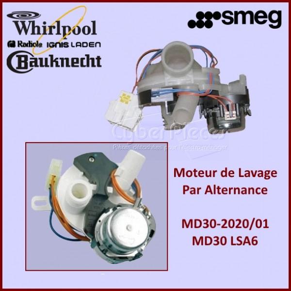 Moteur d'alternance 481290508637 SMEG 819130468