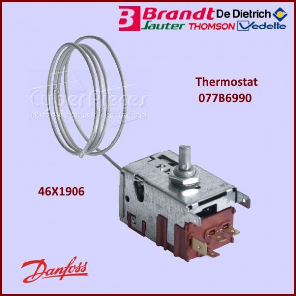 Thermostat 077B6990 46X1906