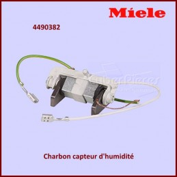 Charbon contact tambour MIELE 4490382 CYB-387002