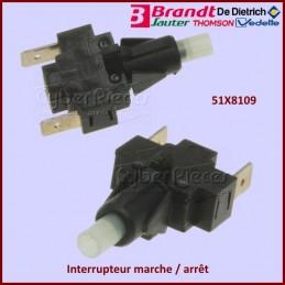 Sélecteur Marche Arrêt 51X8109 CYB-012058