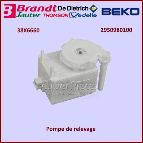 Pompe de relevage 38X6660 - 2950980100