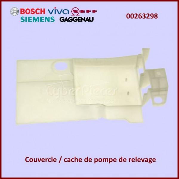 Cache de la pompe de relevage 00263298