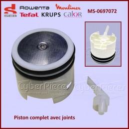 Piston avec joints KRUPS MS-0697072 CYB-353878