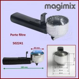 Porte filtre percolateur MAGIMIX 502241 CYB-376358
