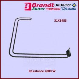 Résistance 2800w Brandt...