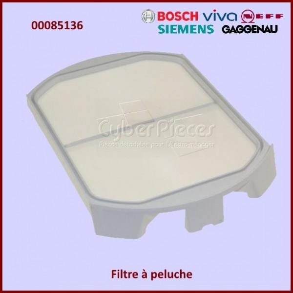 Filtre à Peluche Bosch 00085136