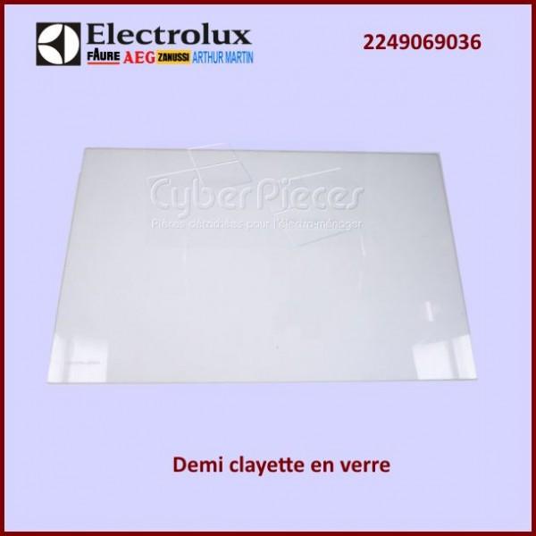 Demi clayette en verre Electrolux 2249069036