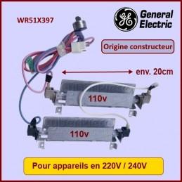 Résistance de dégivrage Origine constructeur GE WR51X397 CYB-112840