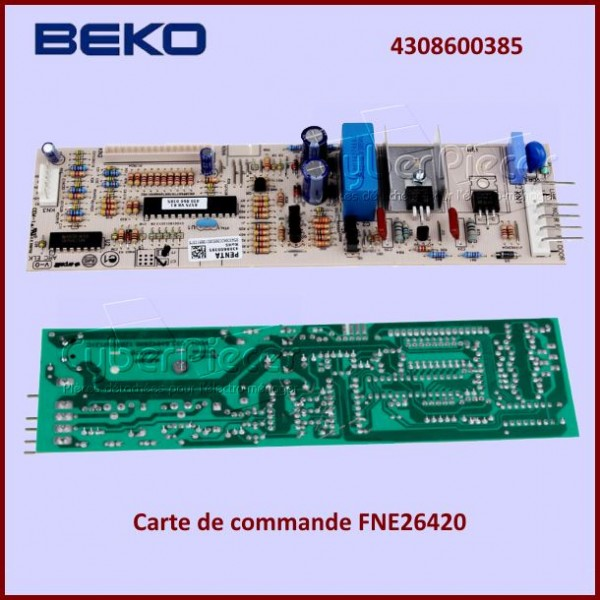 Carte de contrôle Beko 4308600385