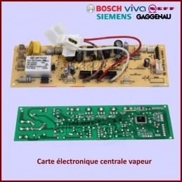 Carte électronique de centrale vapeur Bosch 00653615 CYB-104593