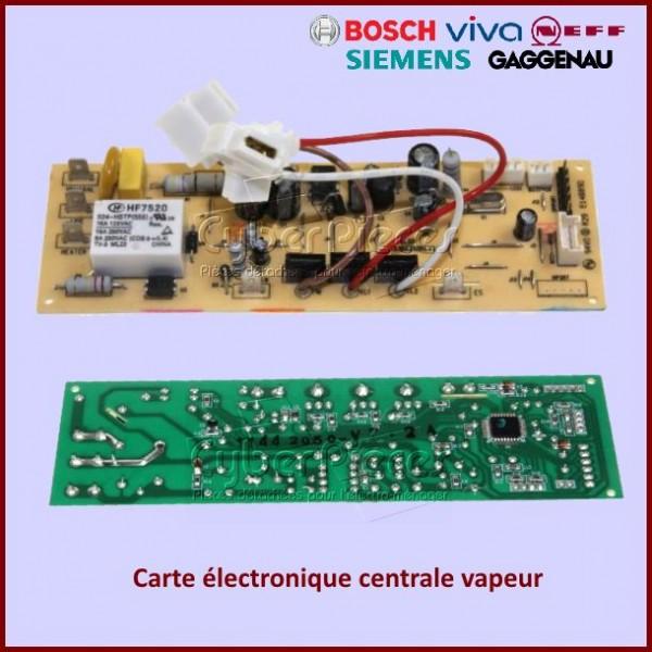 Module de centrale vapeur Bosch 00653615
