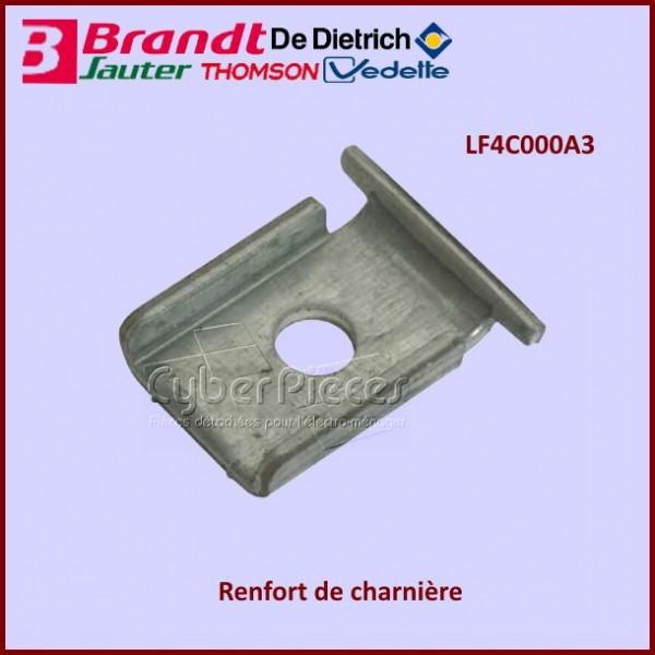 Renfort de charnière Brandt LF4C000A3