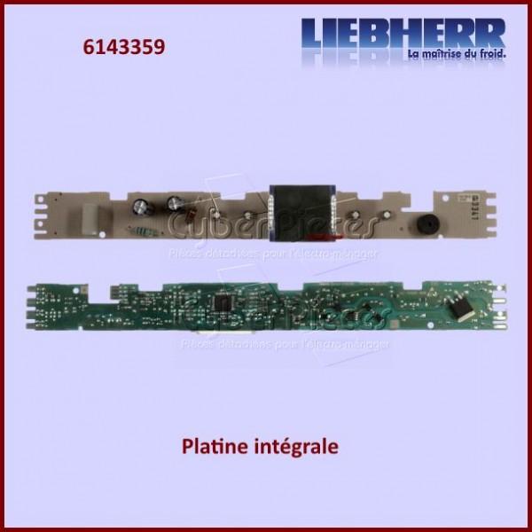 Platine intégrale Liebherr 6143359