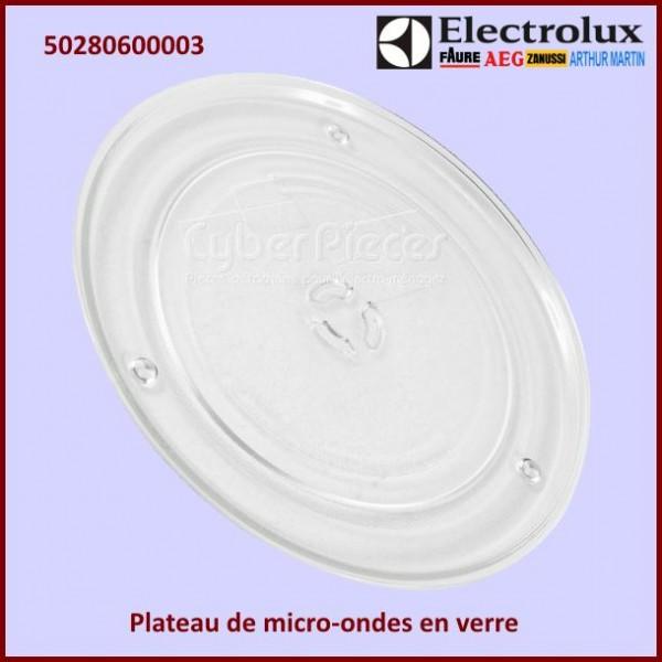 Plateau en verre 325mm Electrolux 50280600003