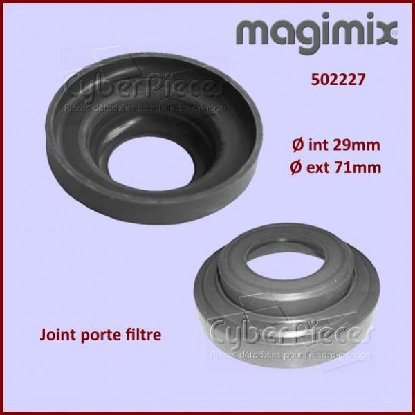 Joint Porte Filtre Cafetière Magimix Pour Cafetieres Petit - Joint porte