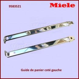 Guide de panier coté gauche Miele 9583521 CYB-139342