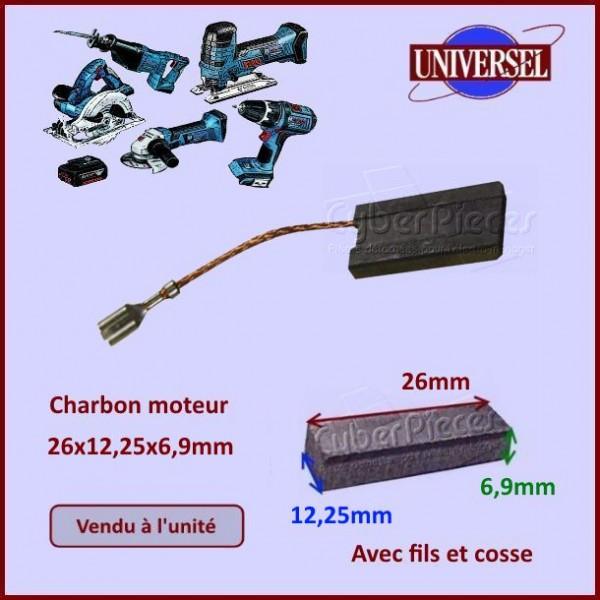 Charbon moteur 26x12,25x6,9mm Hilti  TE76330476