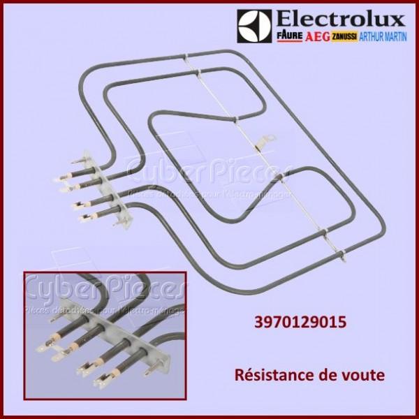 Resistance de grill 2450W Electrolux 3970129015