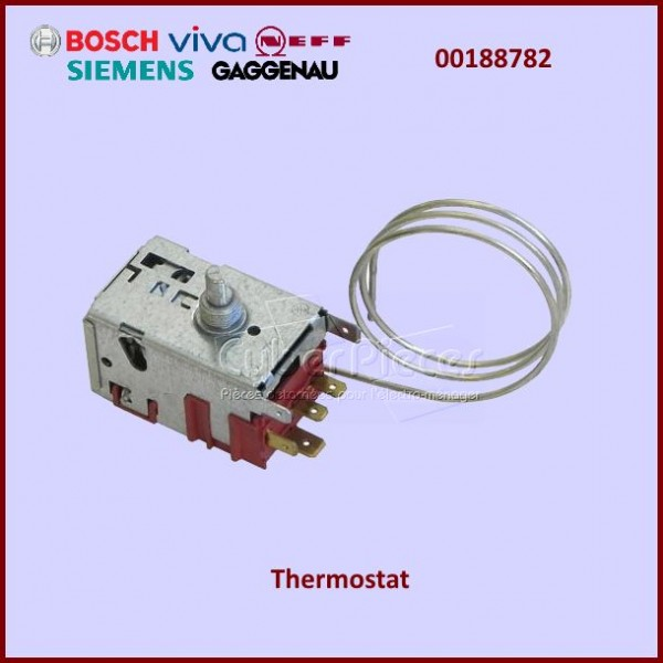 Thermostat Bosch 00188782