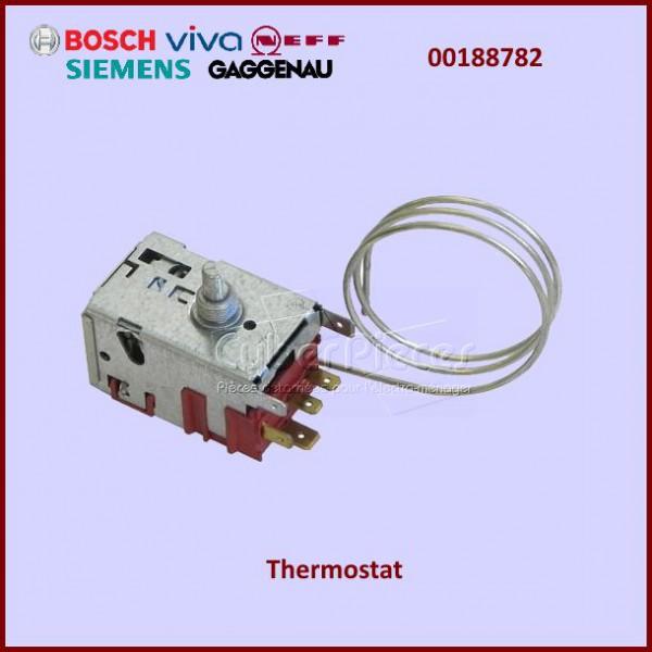 thermostat bosch 00188782 pour thermostats refrigerateurs et congelateurs froid pieces detachees. Black Bedroom Furniture Sets. Home Design Ideas