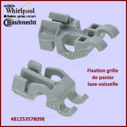 Support TZ panier Whirlpool 481253578098 CYB-199445