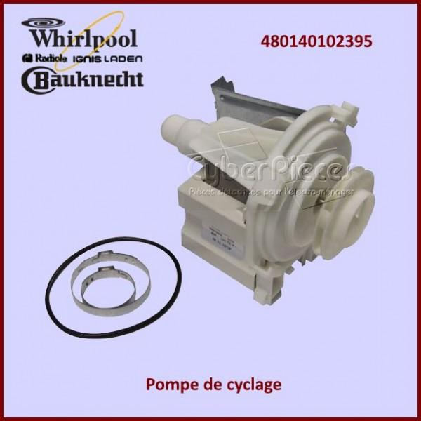 Pompe de cyclage MPH PERM. 220/230V Whirlpool 480140102395