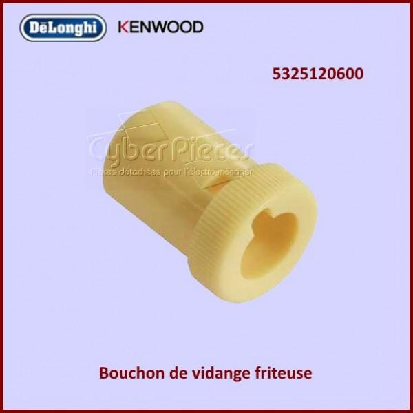 Bouchon de vidange friteuse DELONGHI 5325120600