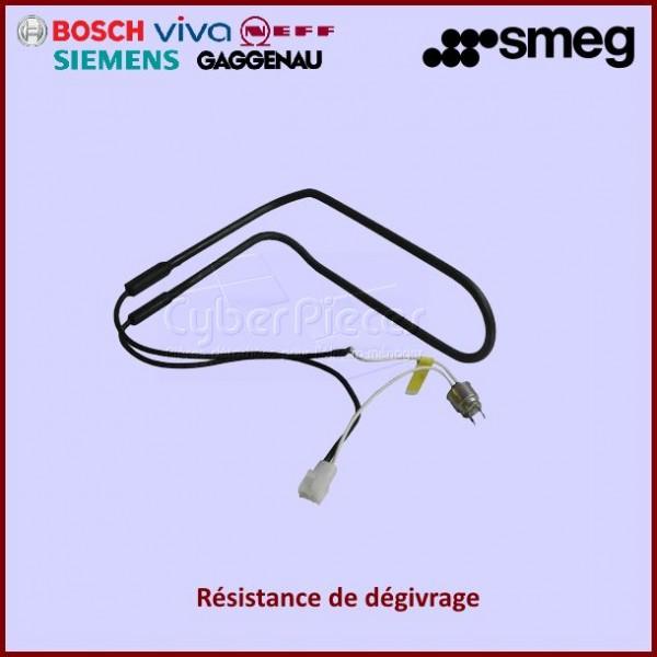 Résistance de dégivrage Bosch - 481201224952