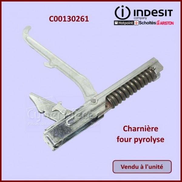 Charnière porte de four INDESIT C00130261