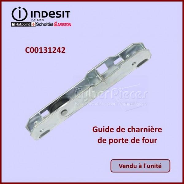 Guide de charnière de porte de four C00131242