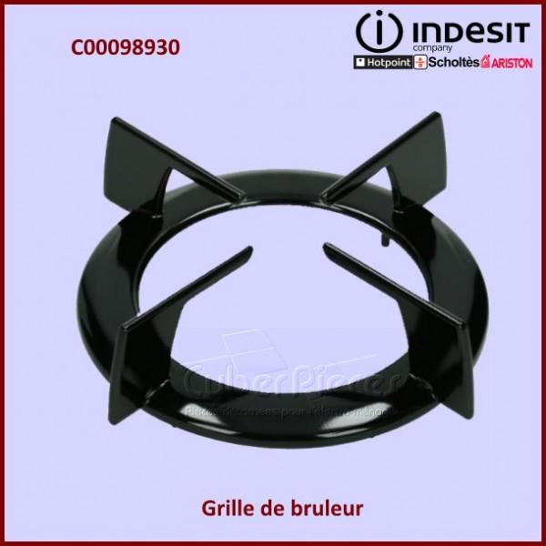 Grille brûleur de gazinière Indesit C00098930