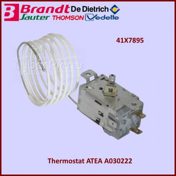 Thermostat A030222 Brandt 41X7895