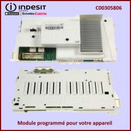 Carte Electronique ARC2.3PH FULL WM AQ 850W LCD ED5 Indesit C00305806 GA-321761