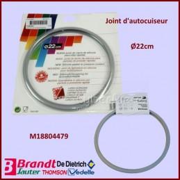 Joint autocuiseur Brandt M18804554 - Ø22cm CYB-108089