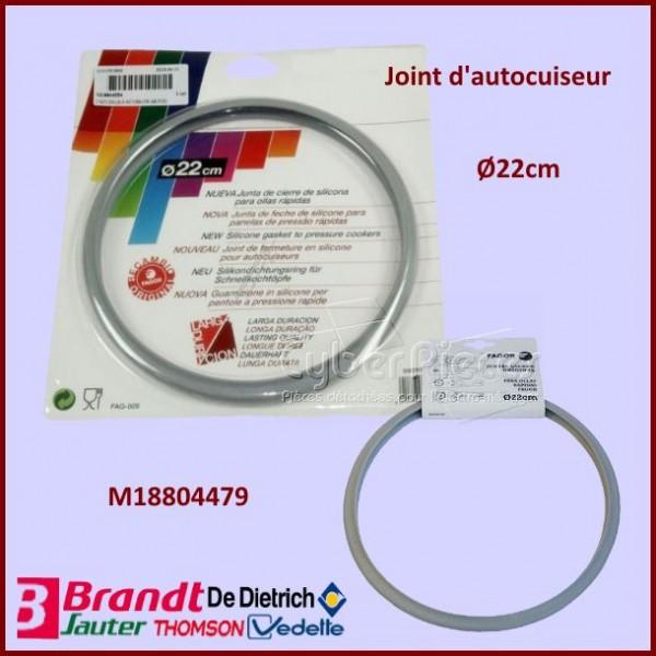 Joint autocuiseur Brandt M18804554 - Ø22cm