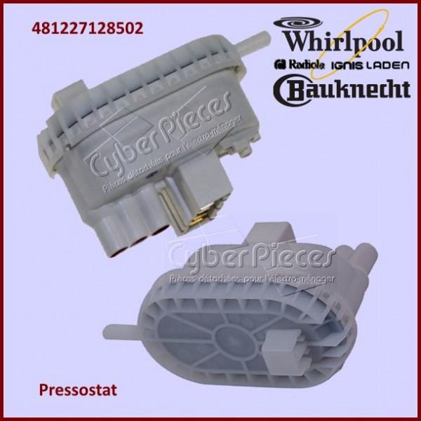 Pressostat Whirlpool 481227128502