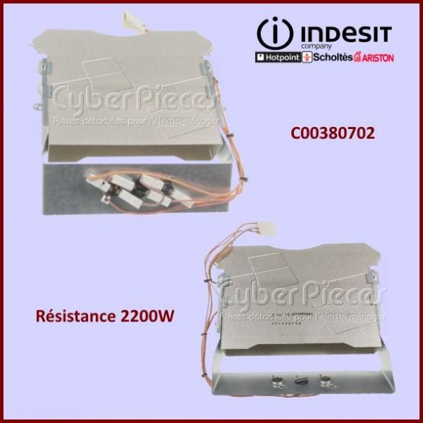 Résistance 2200W Indesit C00380702