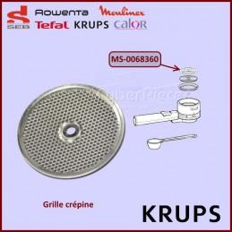 Grille crépine KRUPS MS-0068360 CYB-353854