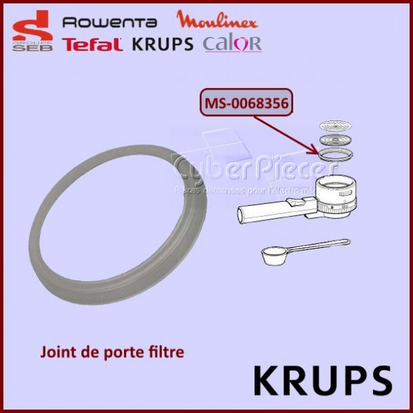 Joint de filtre KRUPS MS-0068356