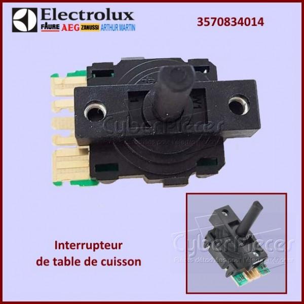 Interrupteur module Electrolux 3570834014