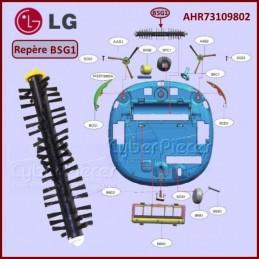 Brosse rotative aspirateur robot LG AHR73109802 CYB-250351