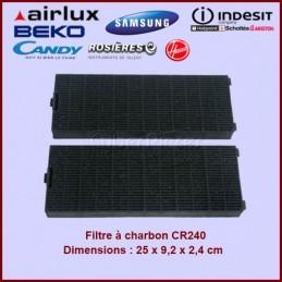 Filtre à charbon CR240 AIRLUX - ACM26 CYB-267878
