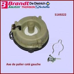 Axe de palier coté gauche Brandt 51X9222 CYB-009256
