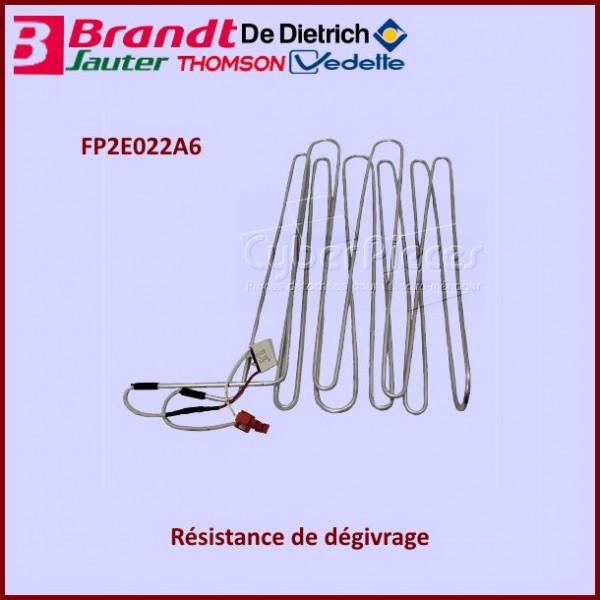 Résistance de dégivrage Brandt FP2E022A6