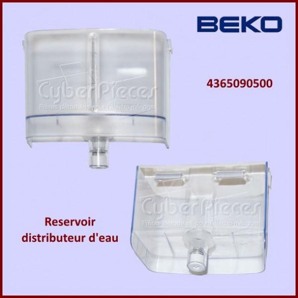 Réservoir du distributeur d'eau Beko 4365090500